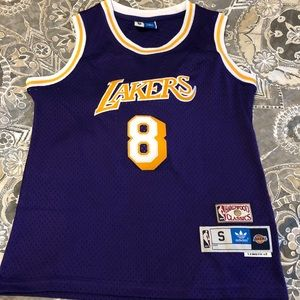 Kobe Bryant #8 Kids Adidas Jersey